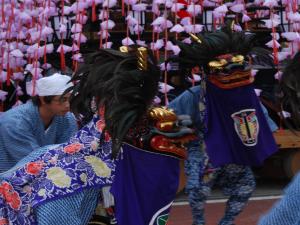 浦山獅子舞