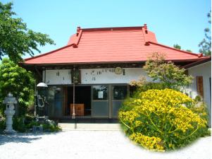 女郎花の寺