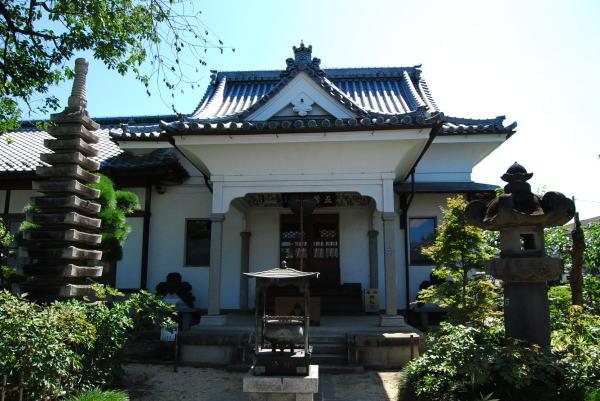 札所15番 少林寺