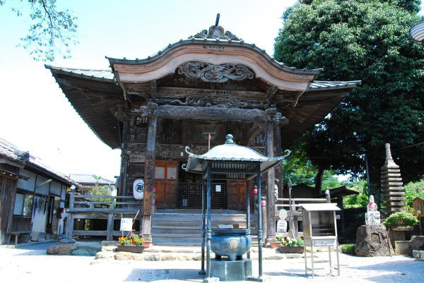 札所18番 神門寺