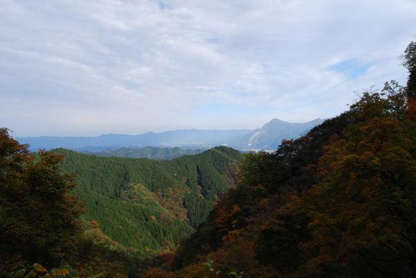 秩父御岳山